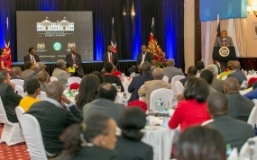 President Kenyatta urges manufactures to pass benefits of cheaper power to consumers