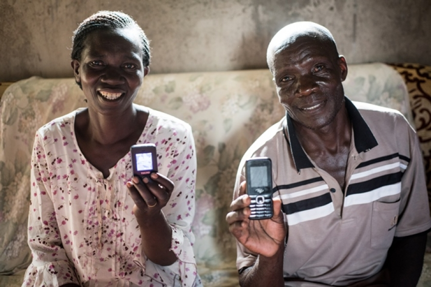 Digitization of Kenyan farmer payments helps tackle poverty