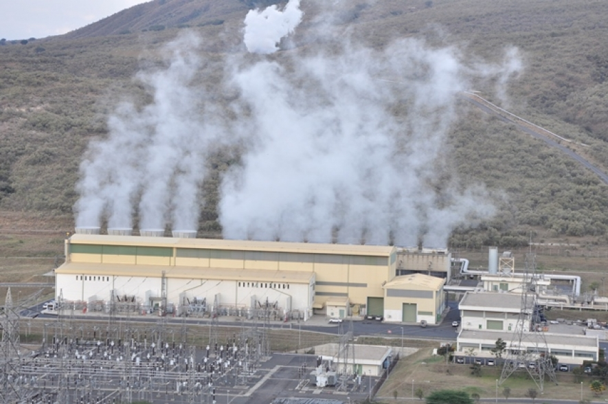 An overview of the current Olkaria Geothermal power plants