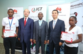 Huawei and ICT Authority's Digital Skills for Life initiative changes lives of 30 disadvantaged youth