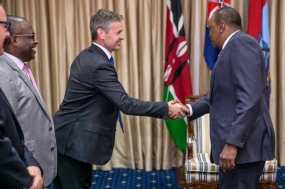 Kenya to start exporting oil June next year