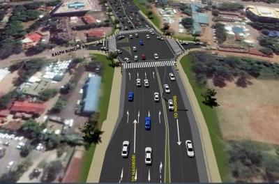 Dualling of Ngong Road Phase 2 begins