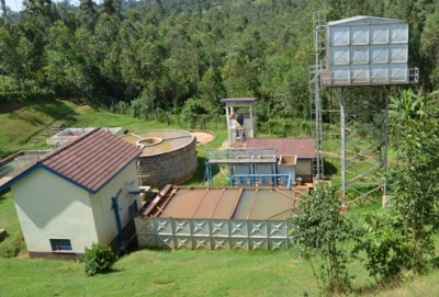 Investing in the Water Sector