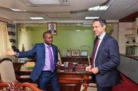 CS Mucheru woes foreign ICT firms