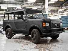 Launch of Mobius II off road vehicle set for 2017