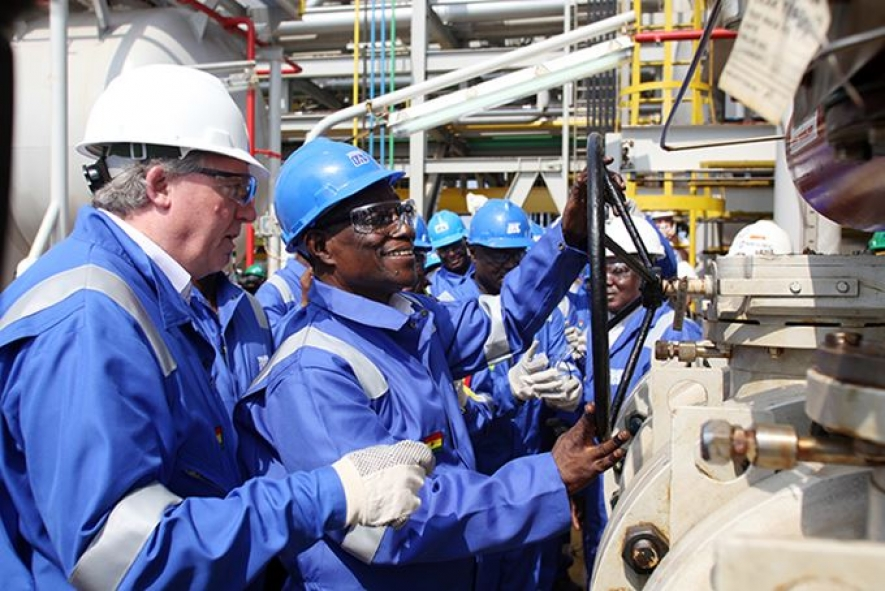 Tullow announces a substantial farm down to Total in Uganda