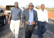 Works begin on Mombasa- Jomvu highway