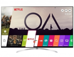 Netflix recommends LG's HDR-enabled UHD TV models for superior viewing experience