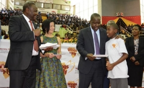 3,000 beneficiaries of the Wings to Fly Scholarship Programme to join TVET Institutions