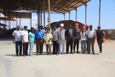 Engineers Board of Kenya visit the Standard Gauge Railways