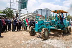 Upgrade of Ngong Road to dual carriageway launched