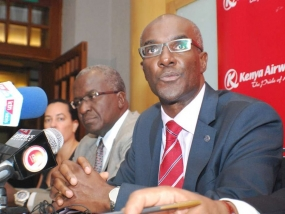 Kenya Airways Returns to Profitability