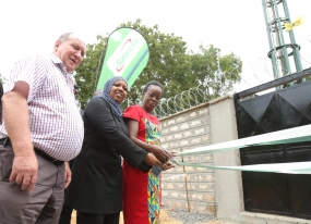 Safaricom partners with residents' association to boost network