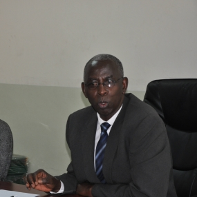 Address given at the of meeting of Deans of Engineering of Kenya Universities