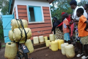 Davis & Shirtliff teams with KWAHO to ease water scarcity