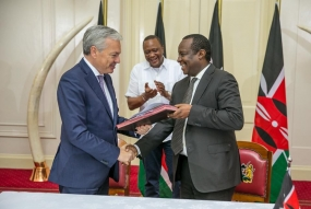 Belgium to finance Last Mile County Connectivity to a tune of Ksh2.4 billion