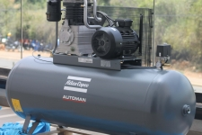 Atlas Copco introduces energy saving products into the market