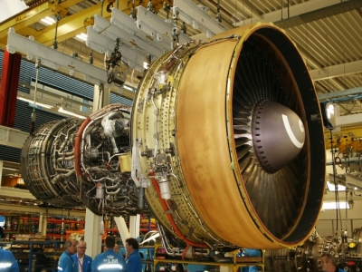 Technical University of Kenya (TUK) receives a Ksh 200MN GE engine for aviation training