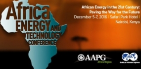 Leveraging Africa's energy potential at SPE/AAPG AETC