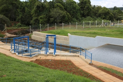Implementing the Sabor – Iten/Tambach Water Supply Project