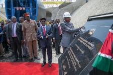 SGR phase IIA launched at Embulbul work site