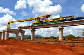 Kenyans to run SGR line once it is commissioned, CS assures