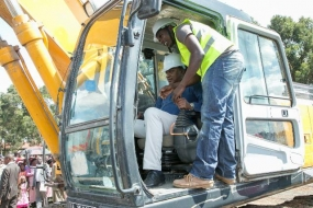You will be blacklisted for incomplete jobs, President warns contractors