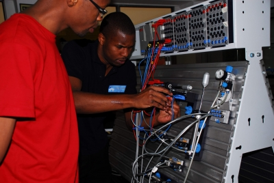 Skills training and apprenticeships to help tackle Kenya's high youth unemployment