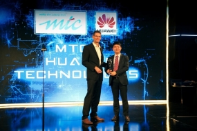 Huawei wins 2 coveted awards at AfricaCom 2016