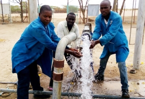 Davis &Shirtliff provides water solutions to refugees in Dagahaley Camp