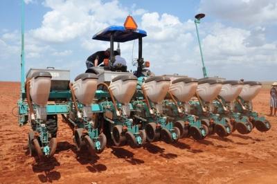 Easing Kenya's food shortage through irrigation
