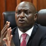 Energy and petroleum secretary Charles Keter