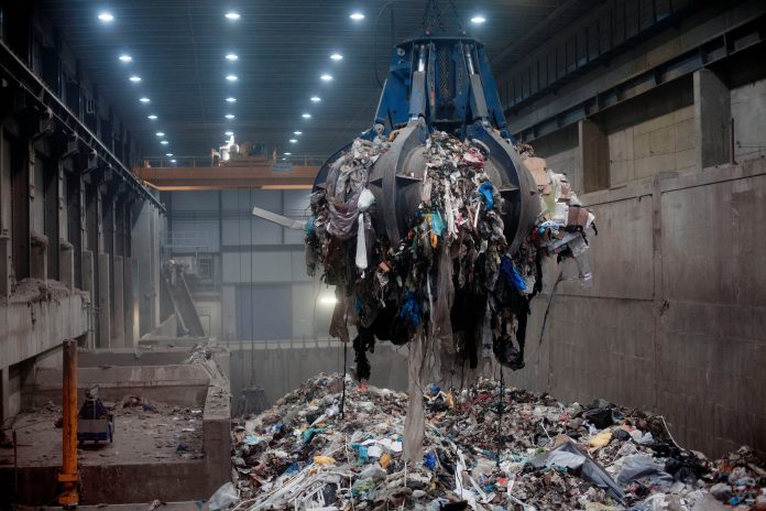 Garbage for Electricity