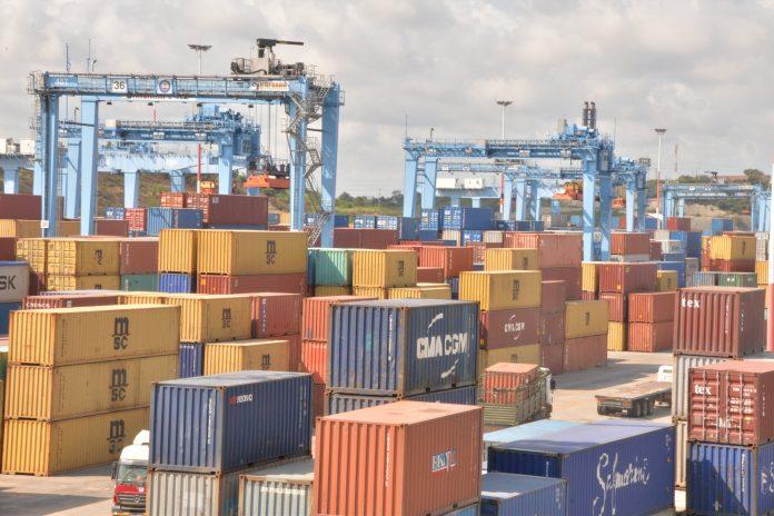 Inland container terminal, Embakasi Nairobi