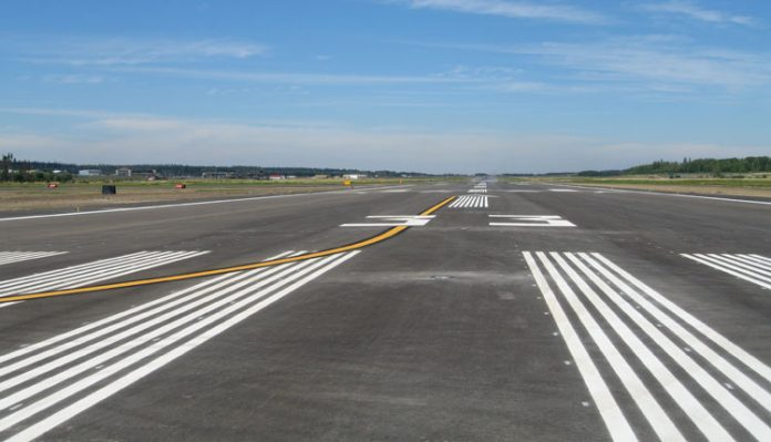 JKIA runway