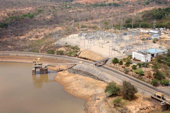 Mainga Dam