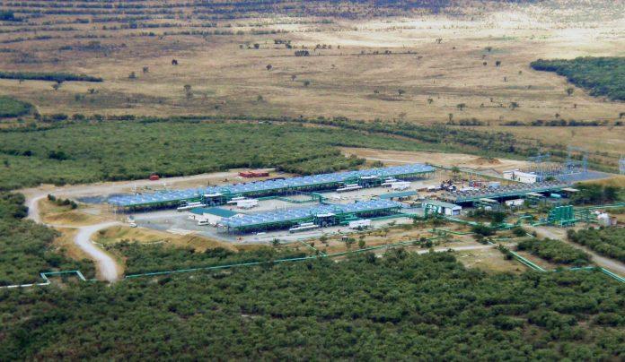 Orpower Naivasha plant
