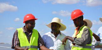 Garissa solar plant