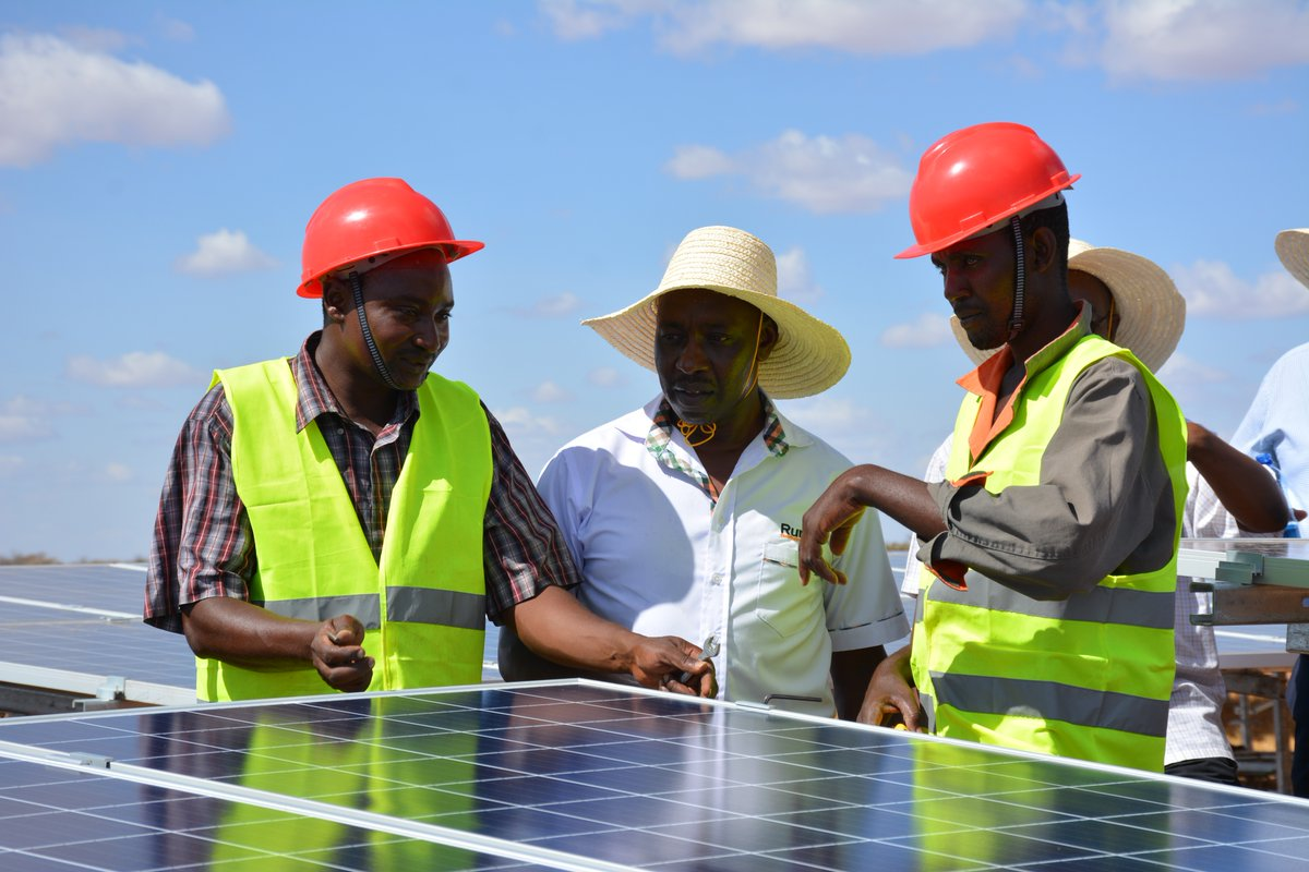 55mw Solar Plant In Garissa To Be Completed By September