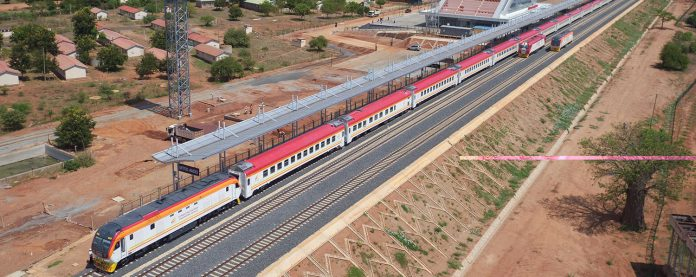Standard Gauge Railway Nairobi