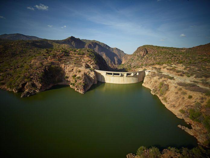 Turkwel dam Kenya