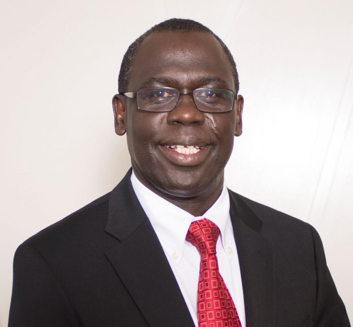 Kenya Power Ag MD & CEO Eng. Jared Othieno