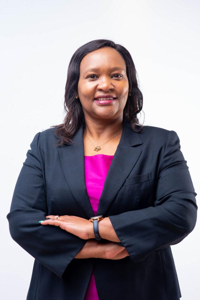 Rebecca Miano, MD Kenya Electricity Generating Company
